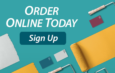 Order Online Today. Sign up.