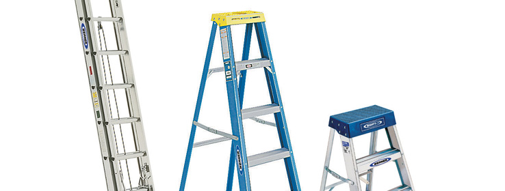 Choosing a Ladder - Sherwin-Williams