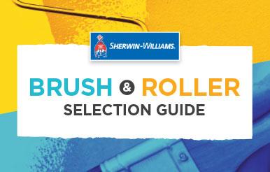 Brush & Roller Selection Guide