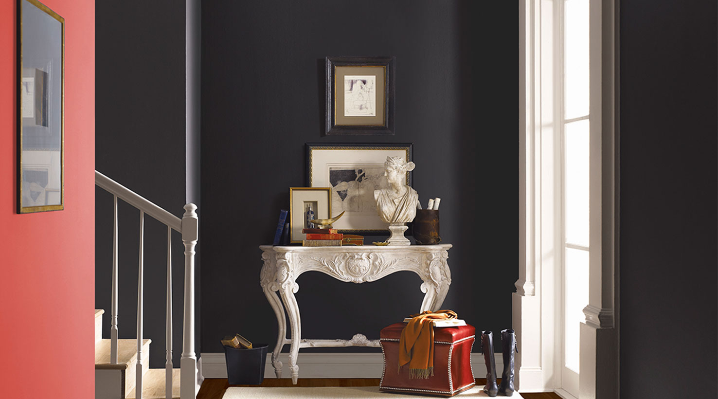 Entryway Paint Colors Entryway Color Inspiration Gallery  Sherwinwilliams