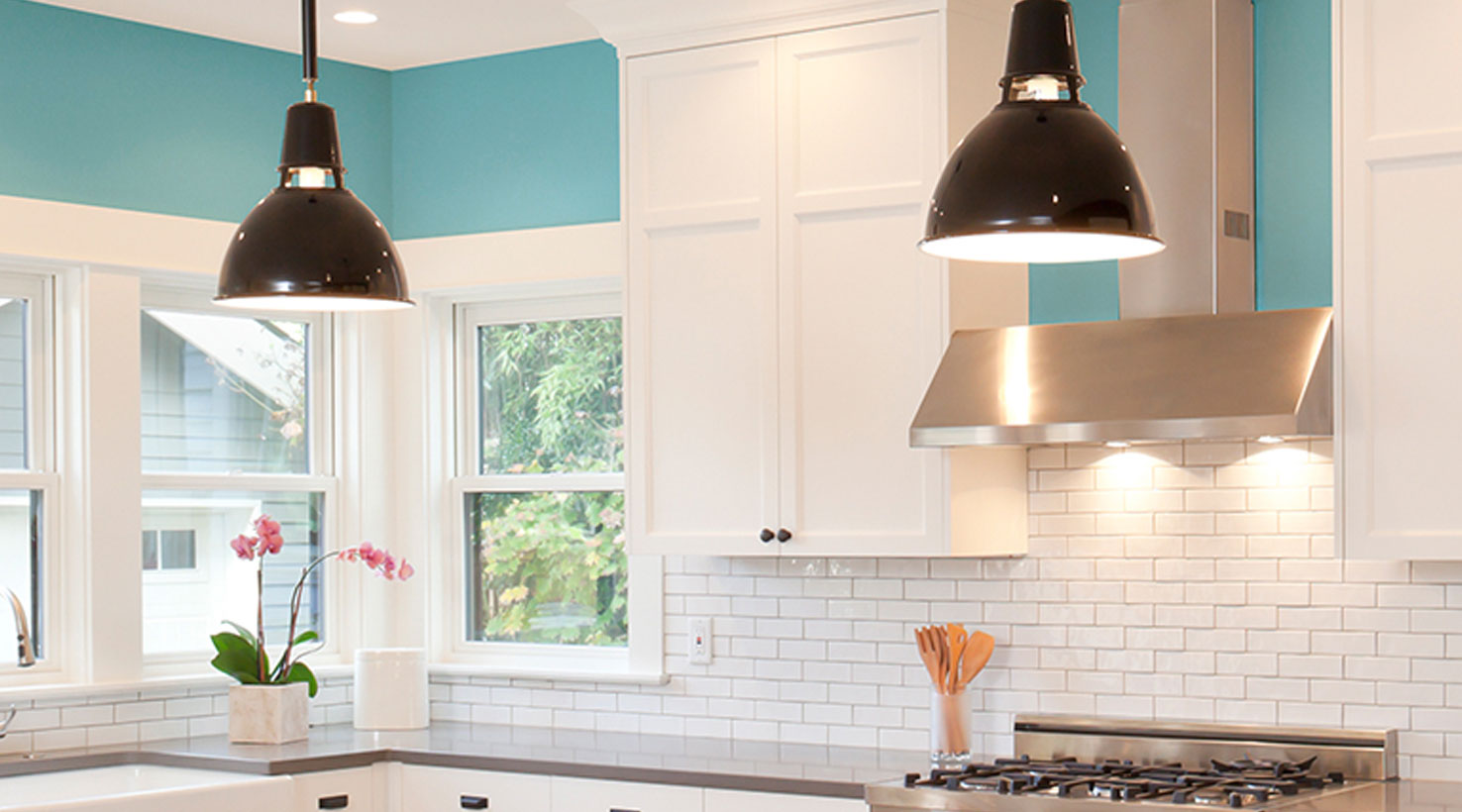 Wall Colour Inspiration: Kitchen Paint Color Ideas