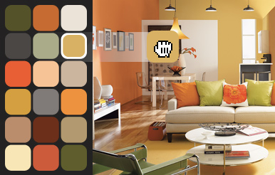 See Your Home In Full Color Launch Color Visualizer