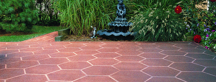 Six Products For Better Decorative Concrete Sherwin Williams