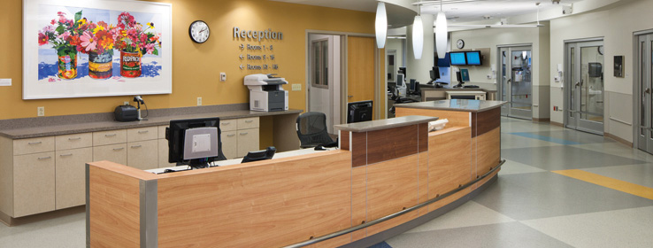 University Hospital Ahuja Medical Center - Sherwin-Williams
