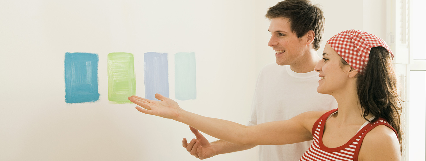 Interior paint project planning sherwin williams - Sherwin williams interior paint finishes ...