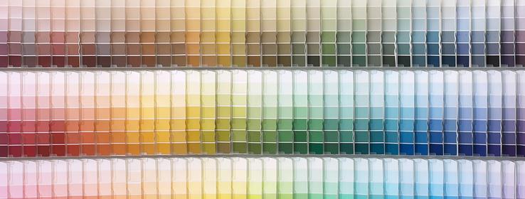 Color Conversation Material