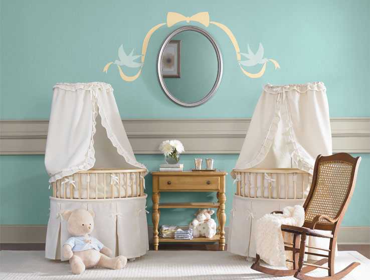 Kids Colors Precious Baby Adore Sherwin Williams
