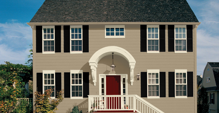 America S Heritage Palette Architectural Styles Throughout American History