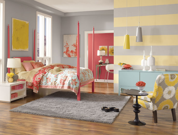 Kids' Colors - Teen Space - Glam - Sherwin-Williams