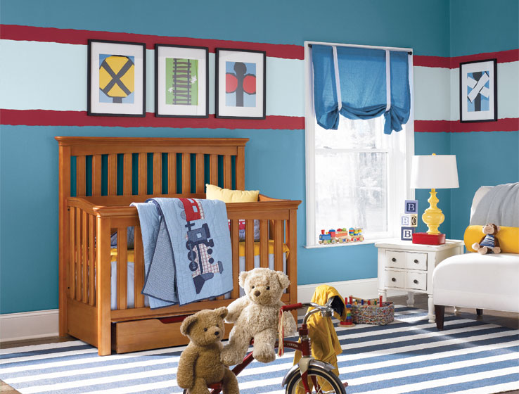 Kids Colors Precious Baby Wish Sherwin Williams