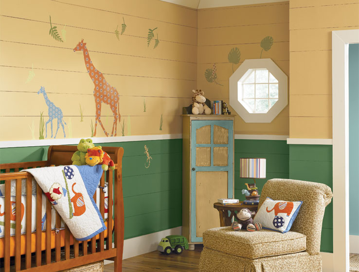 Kids Colors Precious Baby Wonder Sherwin Williams