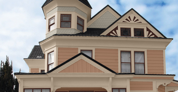 America 39 s heritage sherwin williams - Test exterior paint colors online ...
