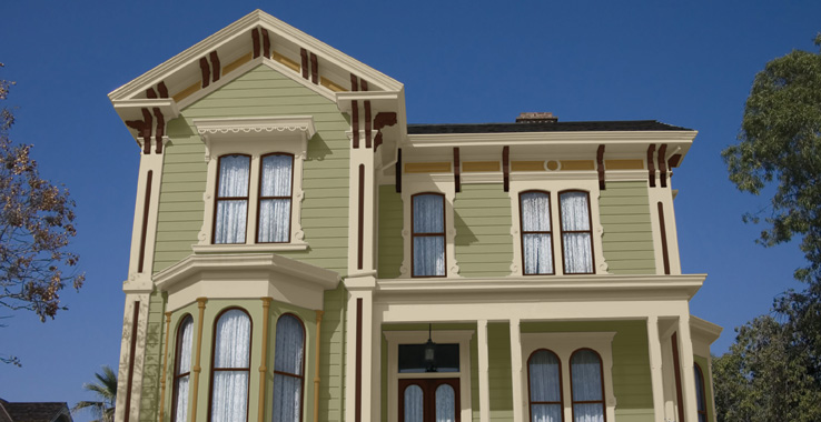 America 39 s heritage sherwin williams - Heritage paint colours exterior pict ...