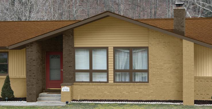 suburban modern interior historic colors sherwin williams. Black Bedroom Furniture Sets. Home Design Ideas