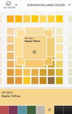 Paint Color Matching App ColorSnap Paint Color App Sherwin Williams