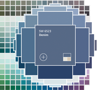 Find the perfect paint color