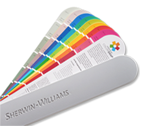 Color Fan Decks & Color Files - Sherwin-Williams