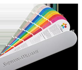 Color Fan Decks & Color Files - Sherwin-Williams