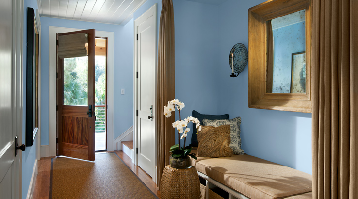 Foyer Colors Sherwin Williams : Hgtv dream home the look of sponsored by