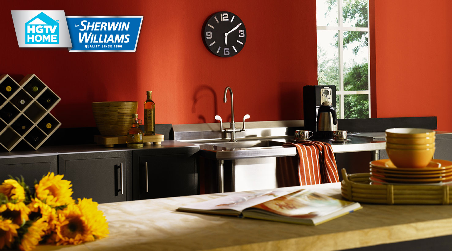Global Spice Paint Color Collection Hgtv Home By Sherwin Williams