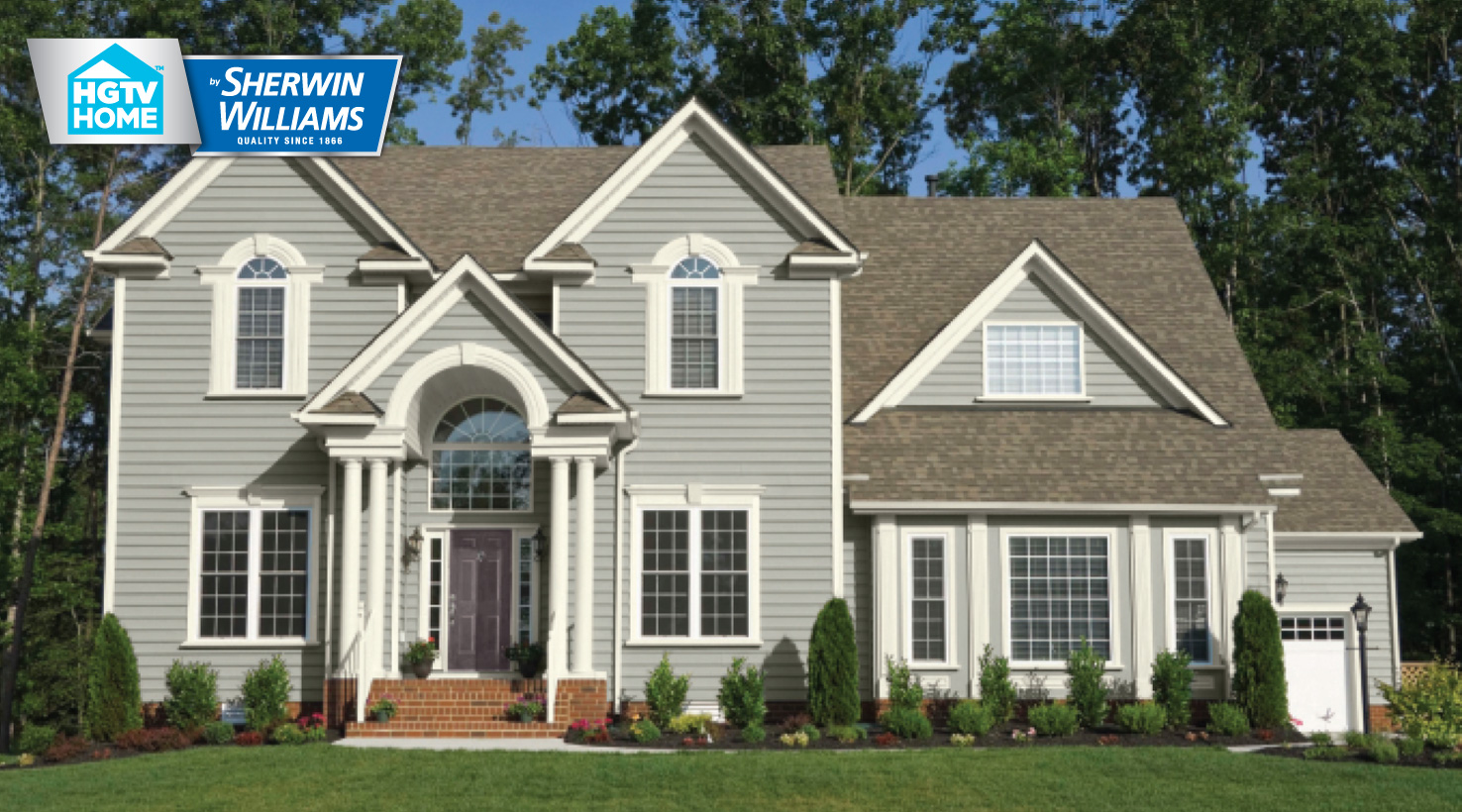Sherwin Williams Exterior Gray Paint Colors