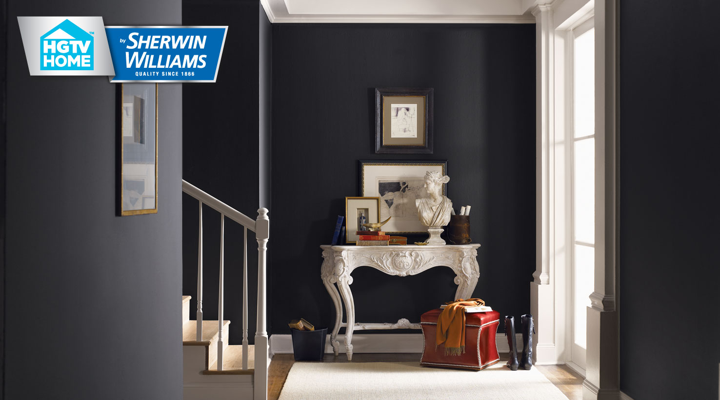 traditional twist sherwin williams. Black Bedroom Furniture Sets. Home Design Ideas