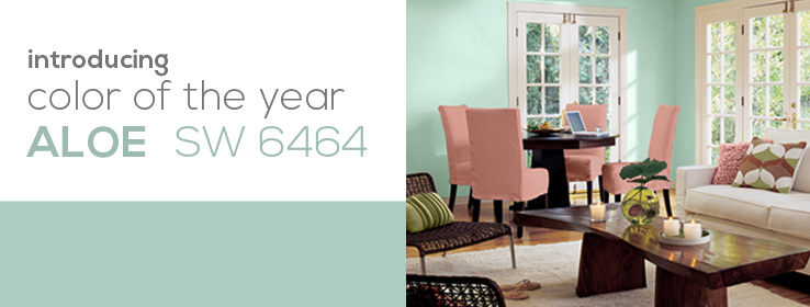 The superior finish sherwin williams 2013 paint color of Paint color of the year