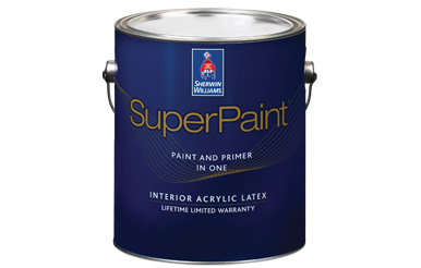 2019 international builders show sherwin williams - Superpaint exterior acrylic latex paint ...