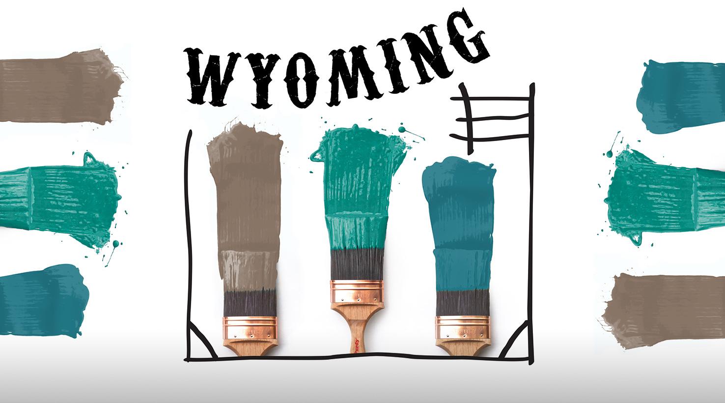 State Paint Color Palettes | Paint Color Collections