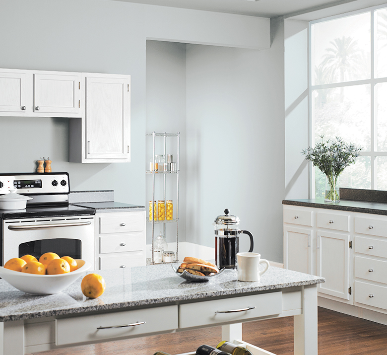 5 Fresh Kitchen Colors