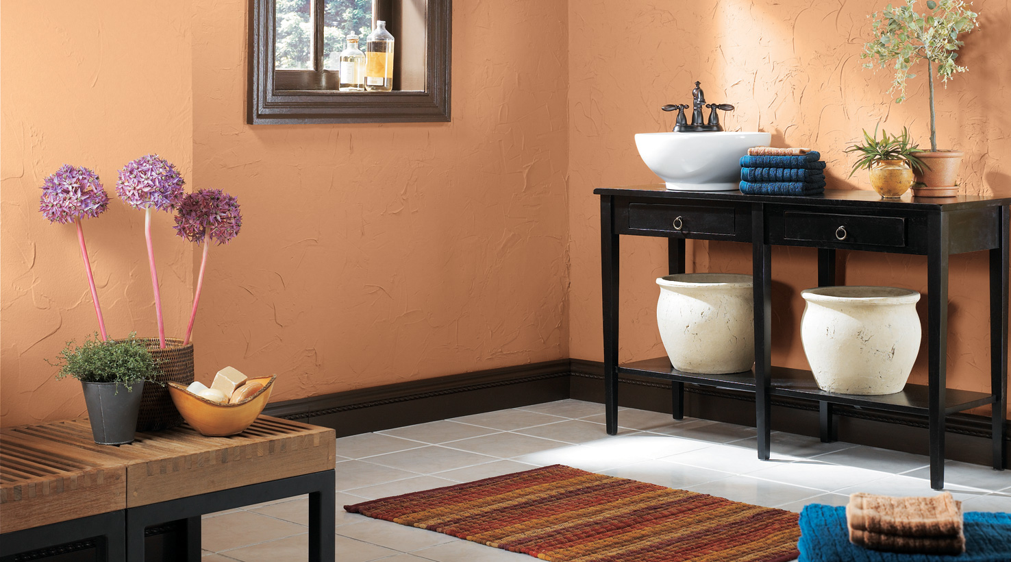 bathroom color inspiration gallery sherwin williams 24102