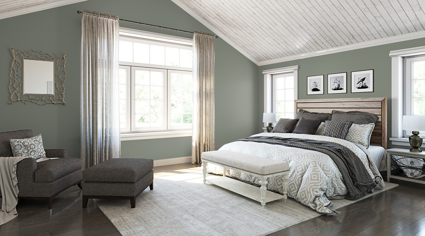 Bedroom Paint Color Ideas | Inspiration Gallery | Sherwin ...