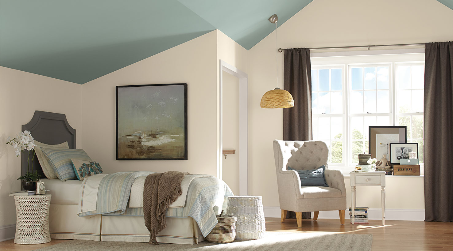 Living Room Color Inspiration Sherwin Williams Within