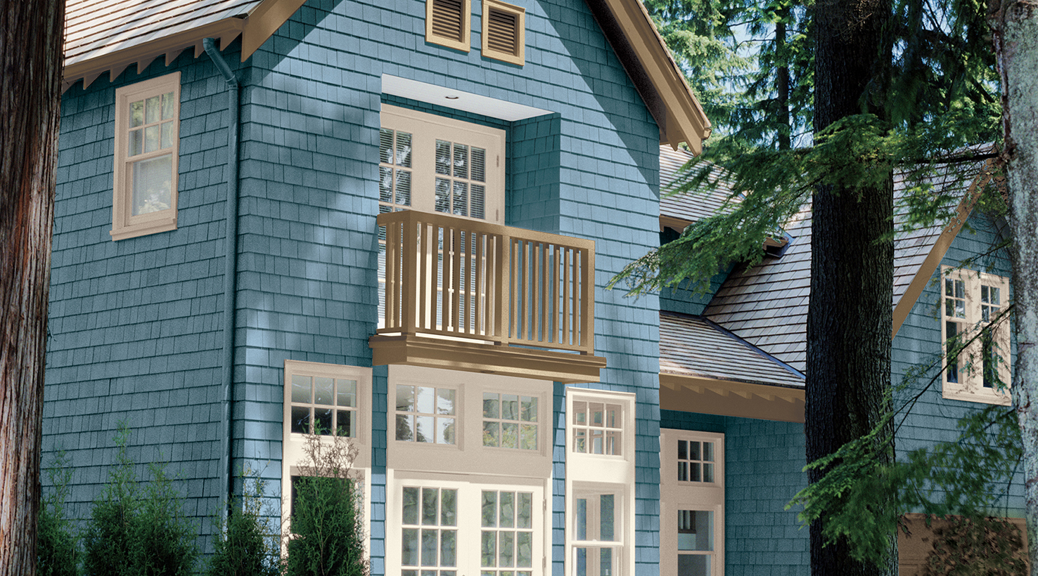 Exterior color inspiration body paint colors sherwin - House paint colors exterior photos ...