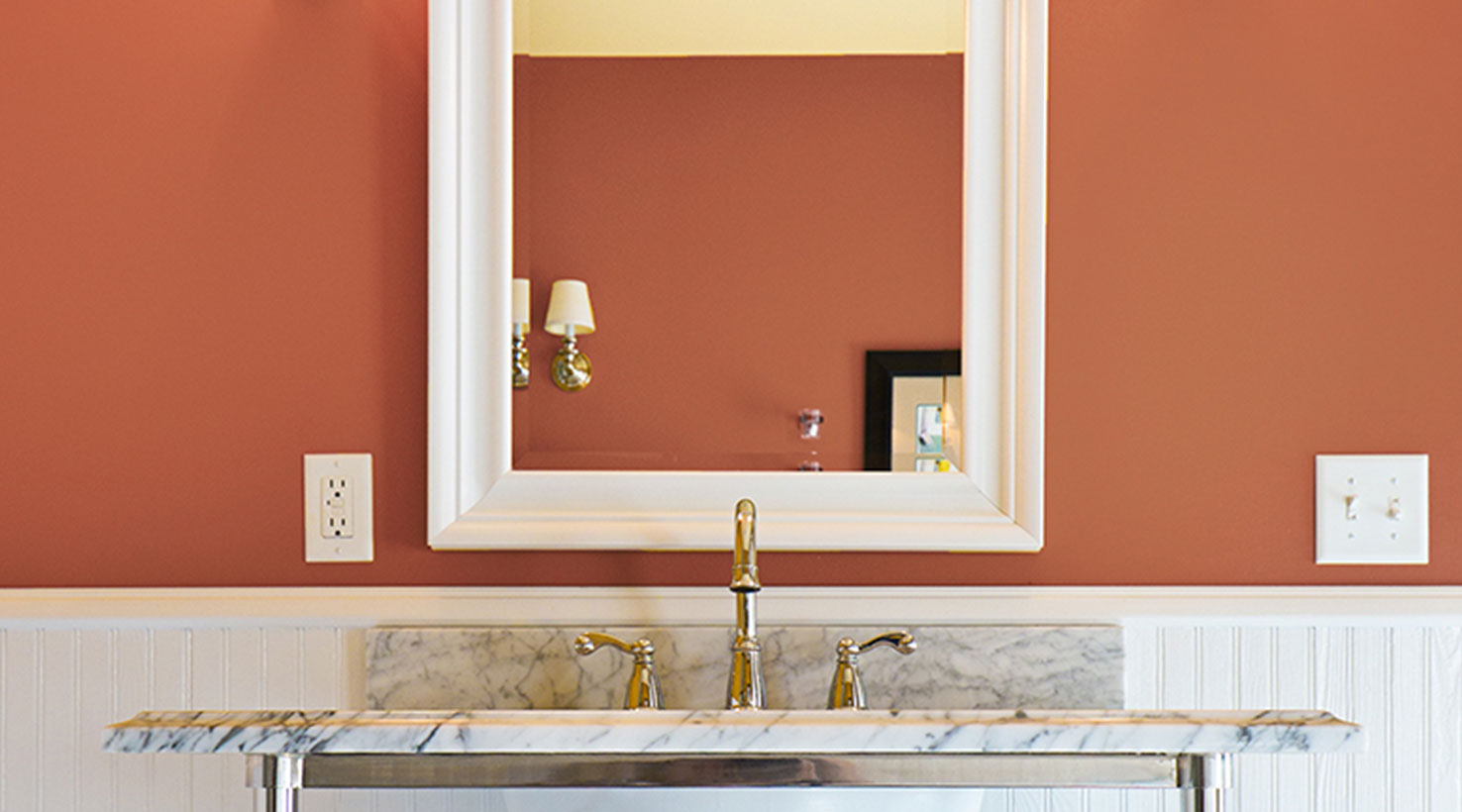 Wall Colour Inspiration: Bathroom Paint Color Ideas