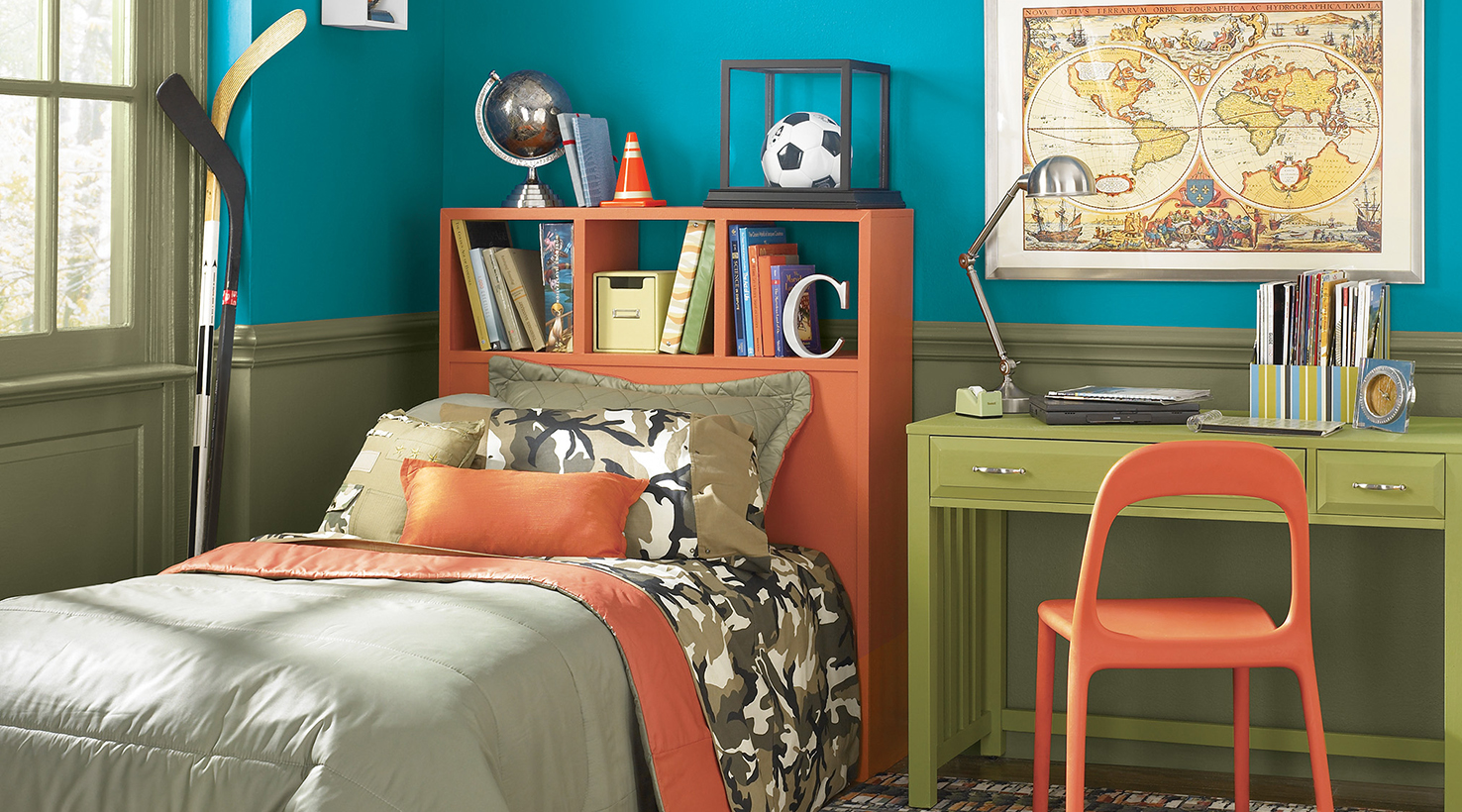 Rooms: Tween Room Paint Color Ideas