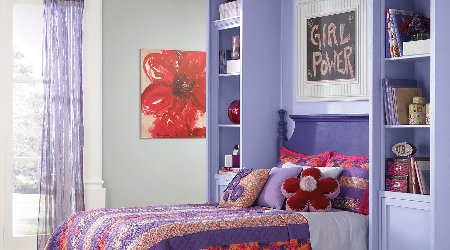 Tween Room Paint Color Ideas Inspiration Gallery