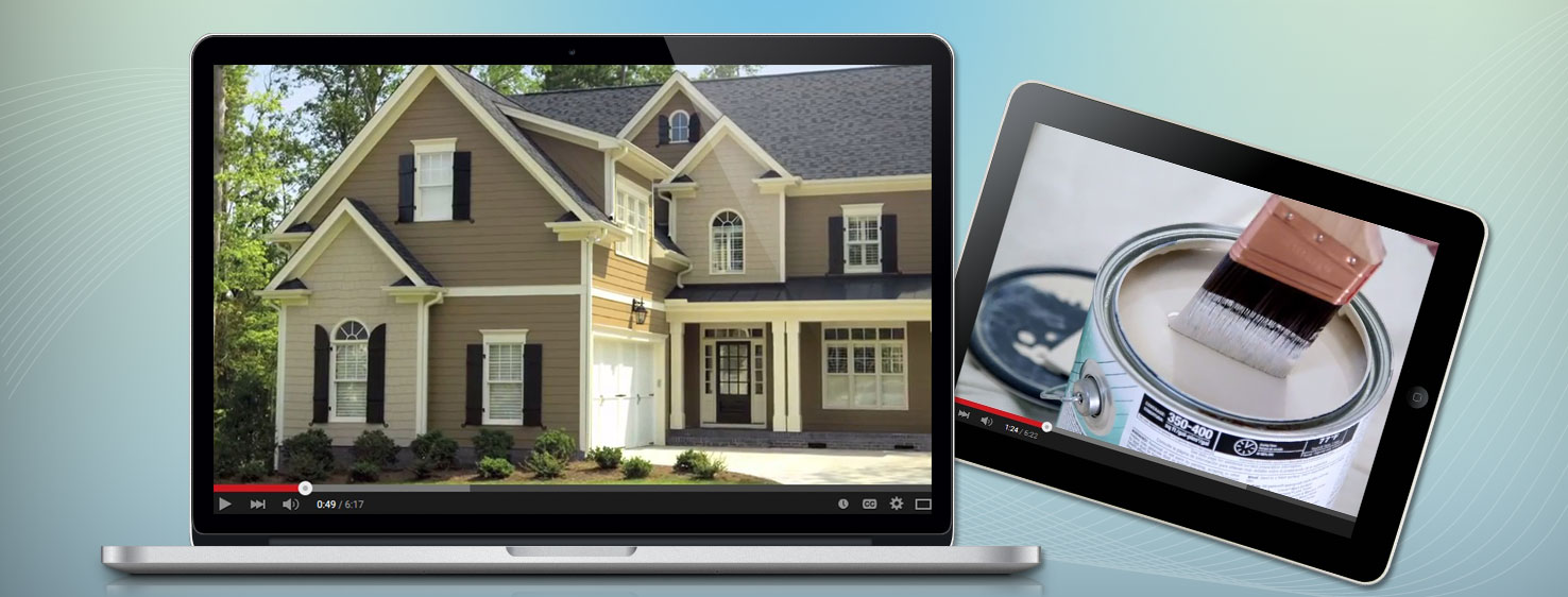 Home Builder Videos From Sherwin Williams