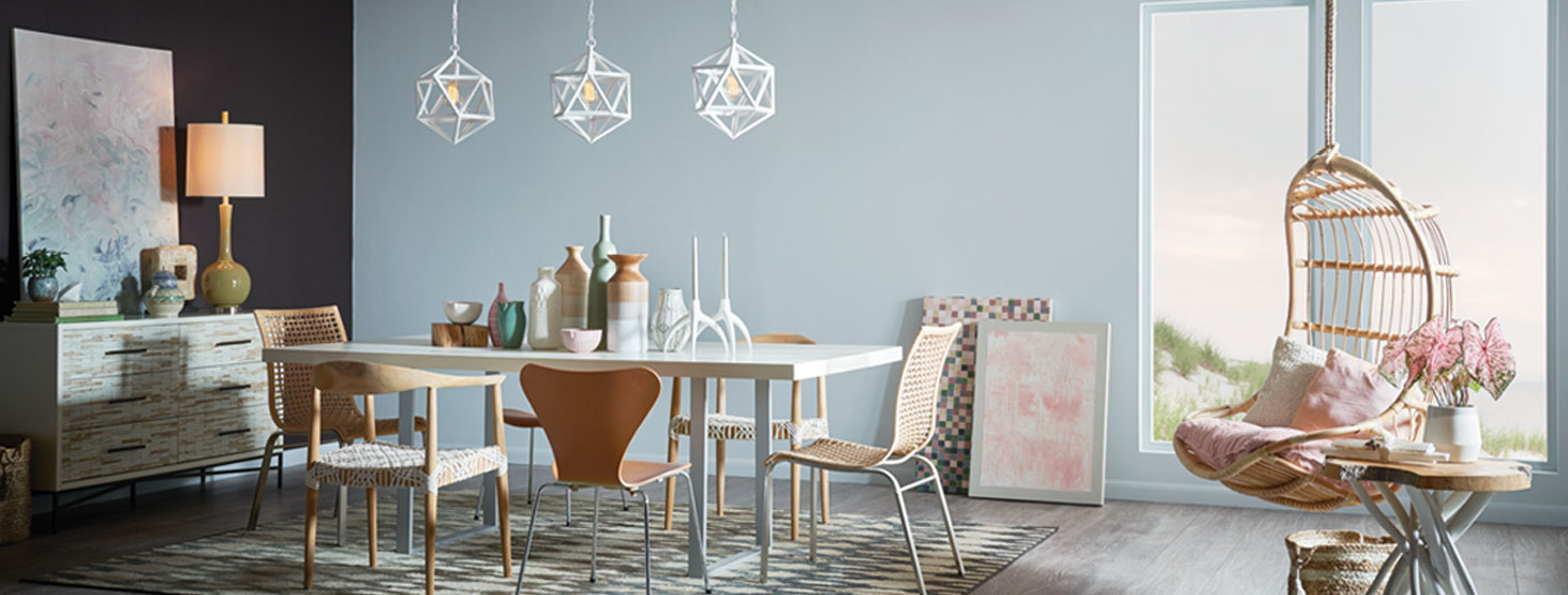 2017 color forecast holistic collection for Dining room 2017 trends