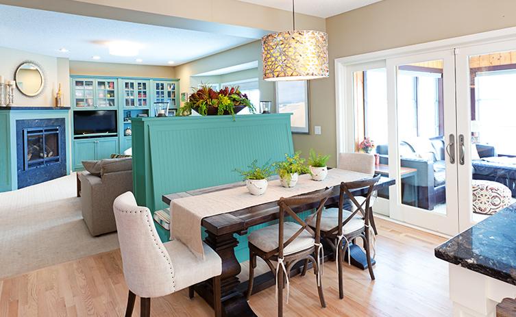 Using Color In Open Floor Plans Sherwin Williams