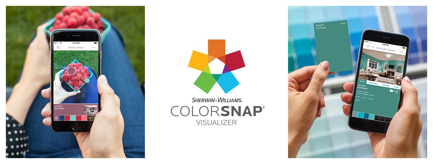 New Enhancements for ColorSnap® Visualizer App