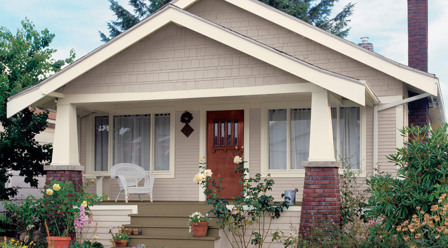 1 - Exterior Paint Colors