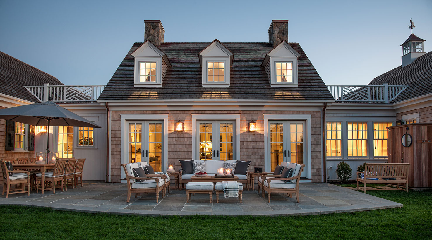 Hgtv dream home 2015 the look of hgtv sponsored by American dream homes plans