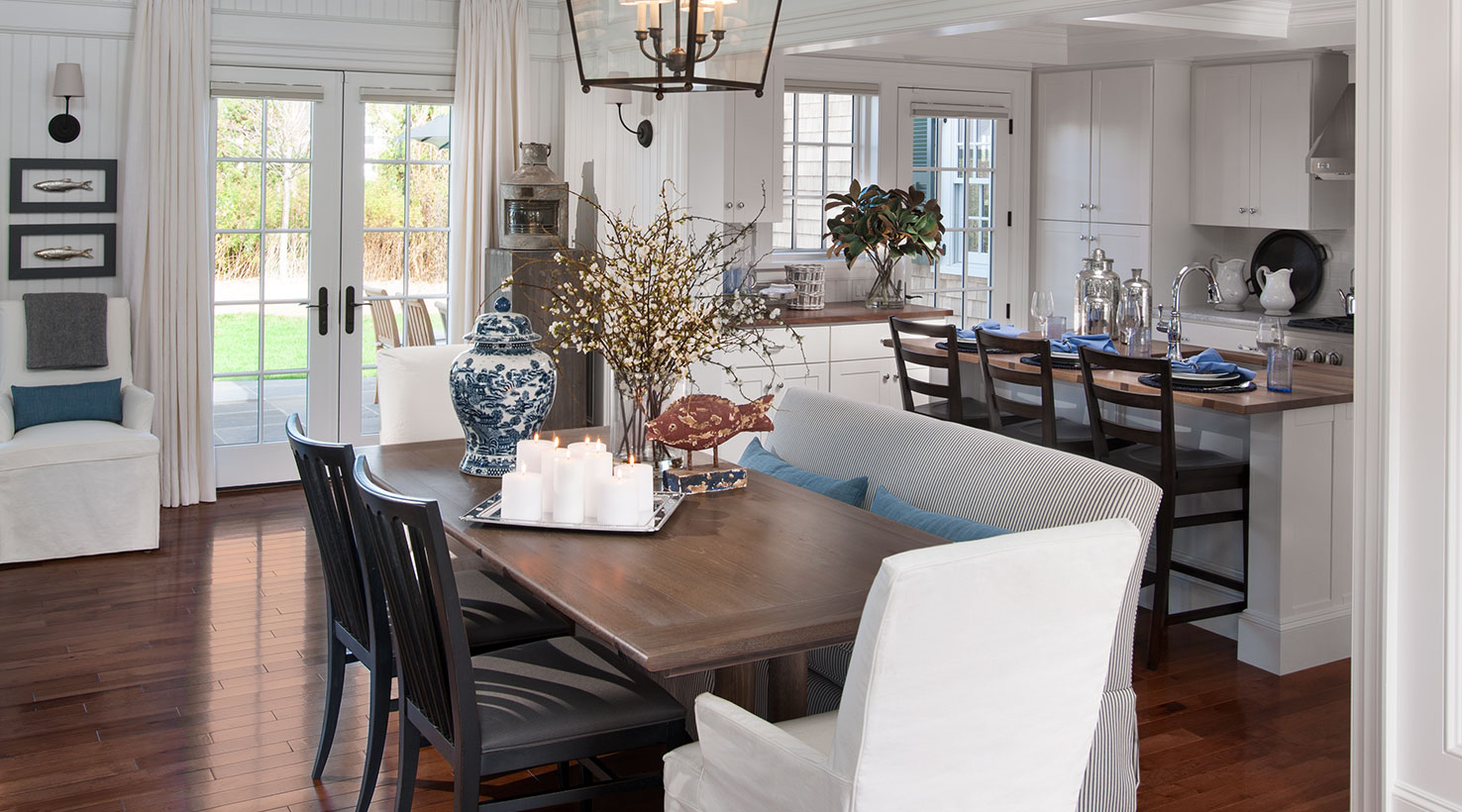 Hgtv dream home 2015 the look of hgtv sponsored by for Dining room decor ideas 2015