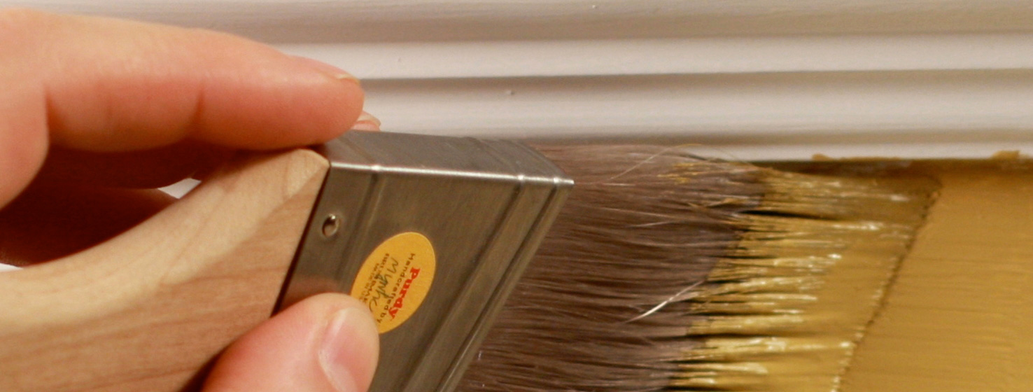 best brush for painting trim