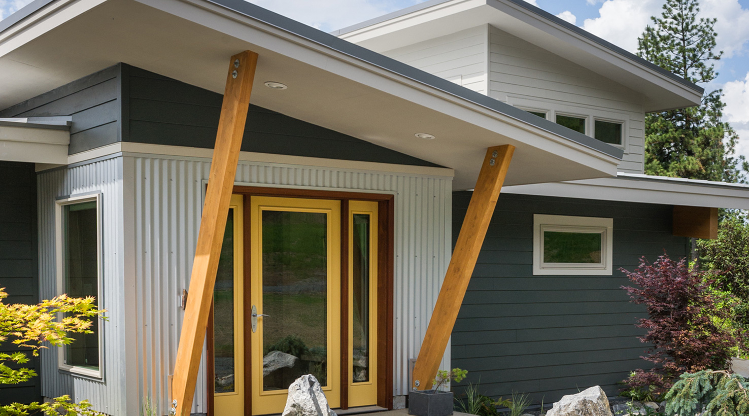 The diy network blog cabin 2015 proudly sponsored by - Sherwin williams artichoke exterior ...