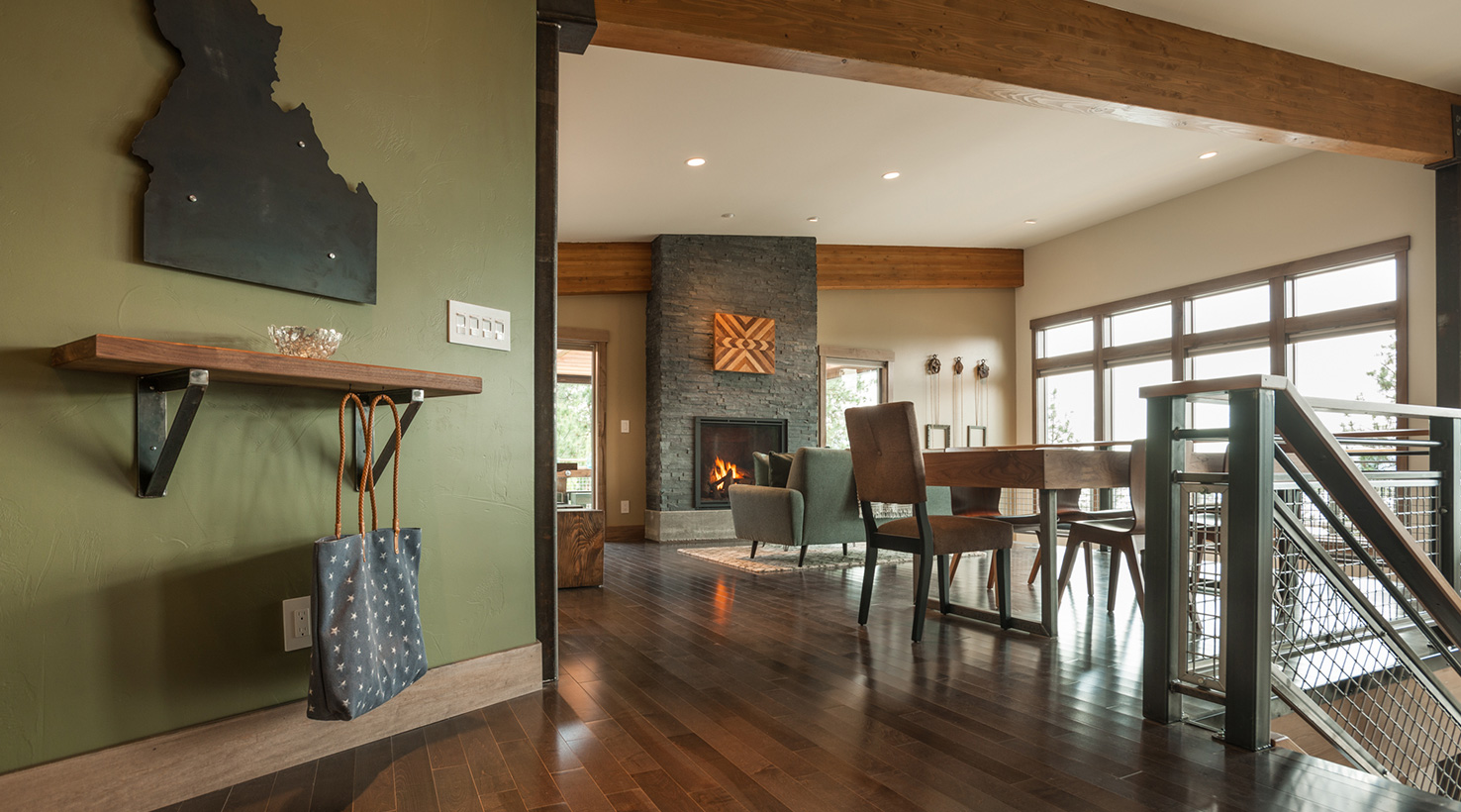 interior paint colors for log homes log cabin interior paint colors