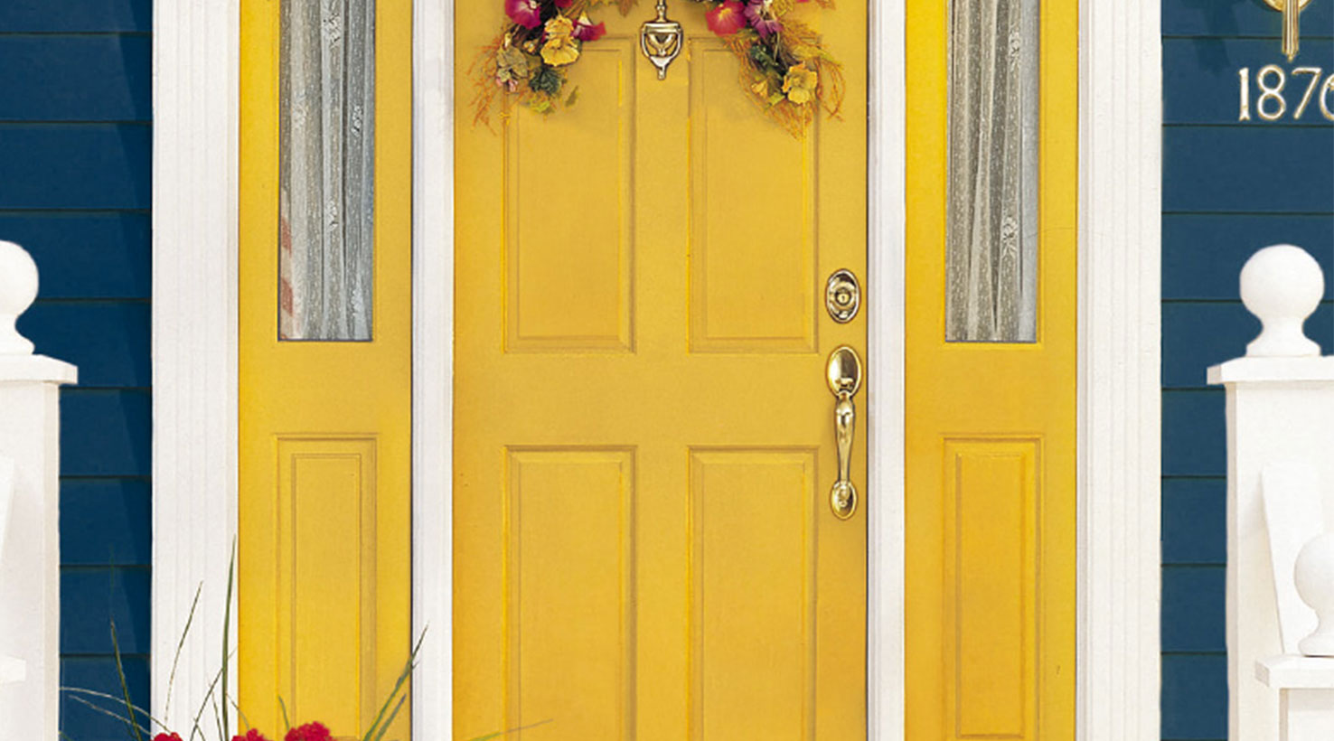 1 ... & Exterior Inspiration | Front Door Paint Colors | Sherwin-Williams pezcame.com