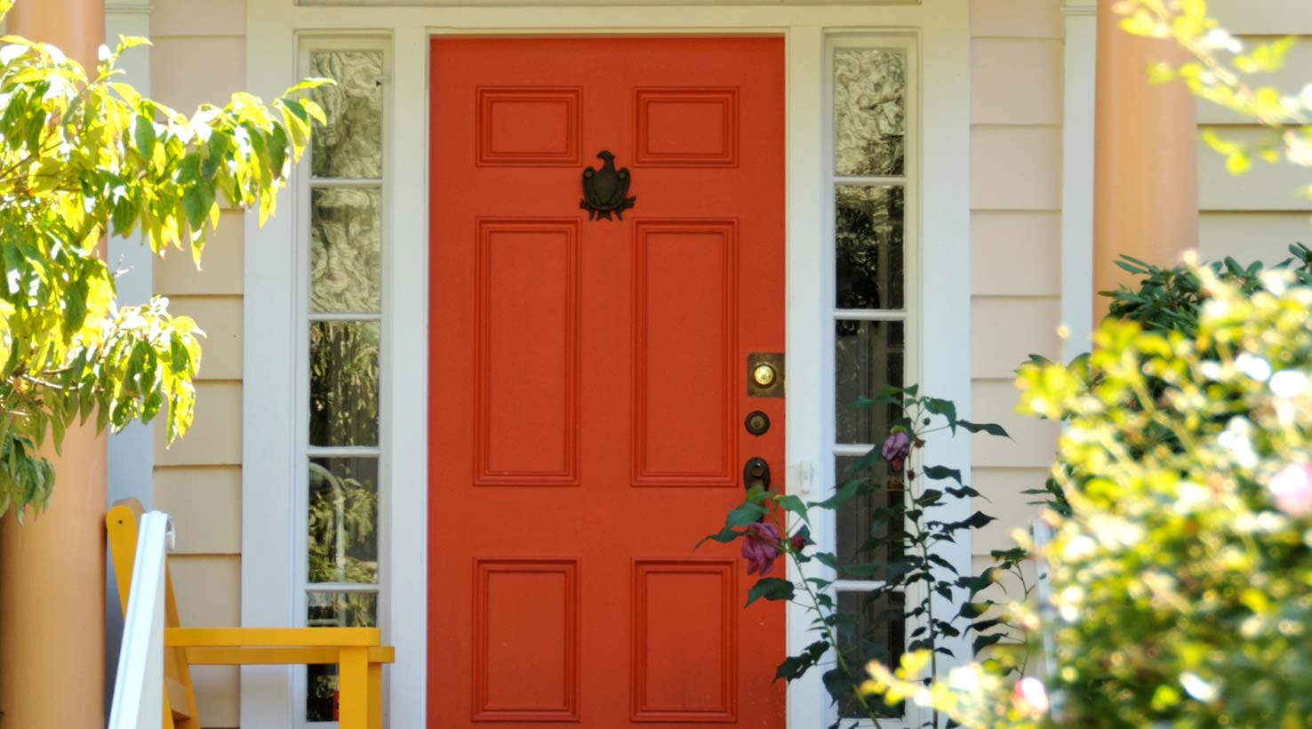 ... Oranges ... & Exterior Inspiration | Front Door Paint Colors | Sherwin-Williams