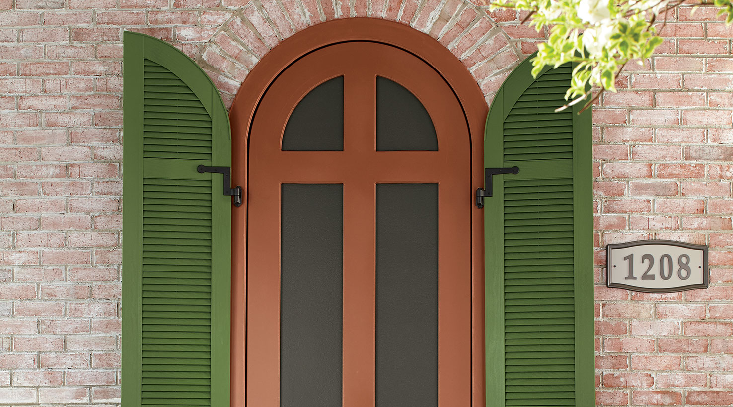 Exterior Color Inspiration Accents Paint Colors from Sherwin